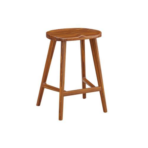 Greenington Fine Bamboo Furniture - Max Stool in Counter Height, Amber