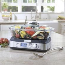 See Details - CookFresh Digital Glass Steamer