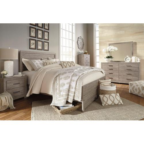 Culverbach Queen Bedframe