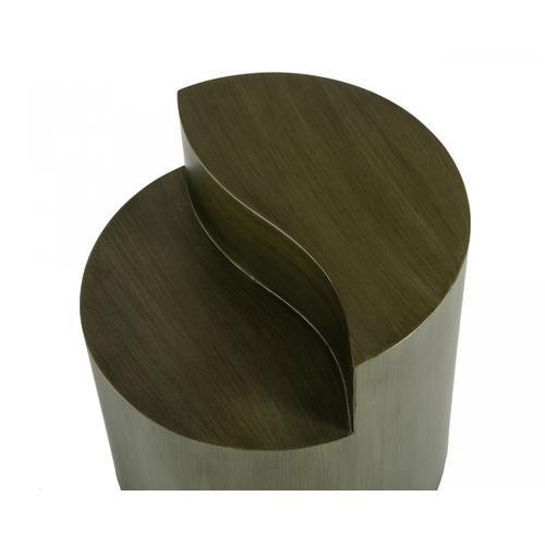 VIG Furniture - Modrest Avocet- Modern Grey End Table