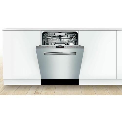 Benchmark® Dishwasher 24'' Stainless steel, XXL SHP88PZ55N
