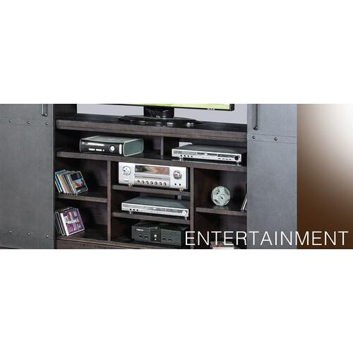 Sunny Designs - Radcliff Factory Door Entertainment wall