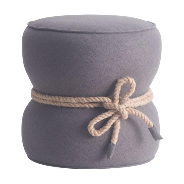 See Details - Tubby Ottoman Gray