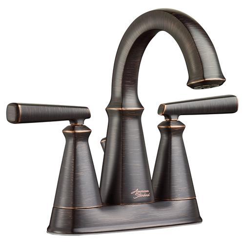 American Standard - Edgemere Centerset Bathroom Faucet  American Standard - Legacy Bronze
