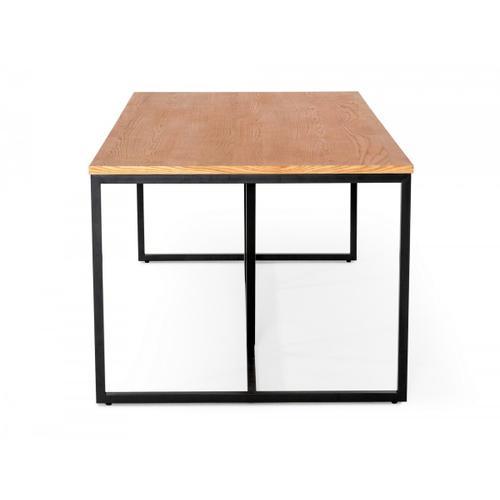 VIG Furniture - Modrest Fagan - Rustic Oak Dining Table