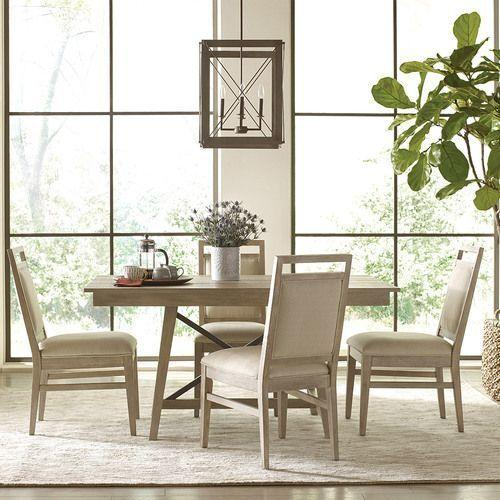 "The Nook 60"" Trestle Table"