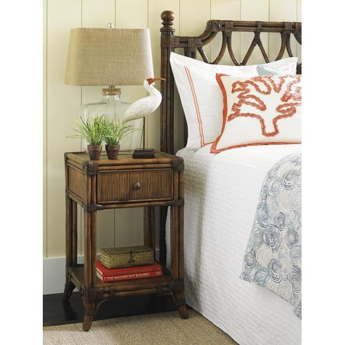 Tommy Bahama - Del Sol Bedside Table