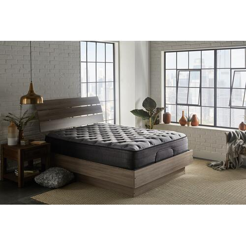 "Nightsbridge 12"" Firm Tight Top Mattress in Box, King"