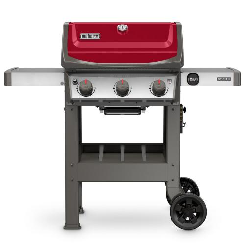 Gallery - Spirit II E-310 Gas Grill Red LP