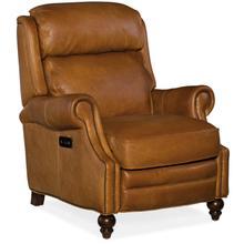 See Details - Fifer Power Recliner w/ Power Headrest