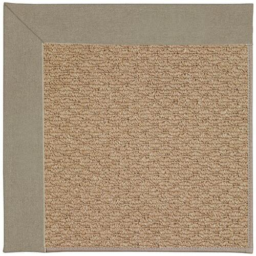 "Creative Concepts-Raffia Canvas Taupe - Rectangle - 24"" x 36"""