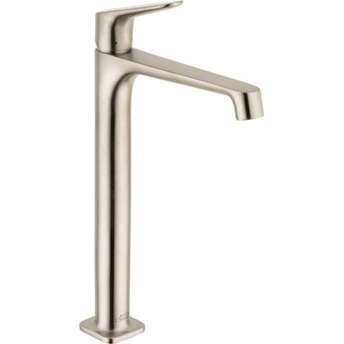 AXOR - Brushed Nickel Single-Hole Faucet 250 with Pop-Up Drain, 1.2 GPM