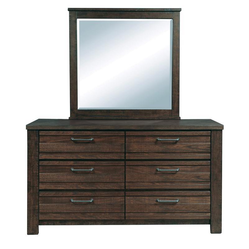 Ruff Hewn Drawer Dresser