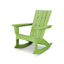 View Product - Quattro Adirondack Rocking Chair in Lime