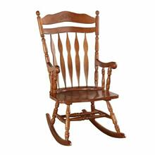 ACME Kloris Rocking Chair - 59209 - Dark Walnut