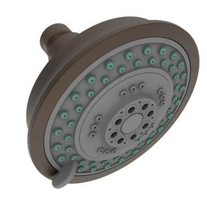 English Bronze Multifunction Showerhead