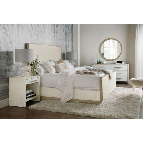 Bedroom Cascade King Sleigh Bed