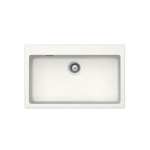 Alpina Built-in sink Signus N-100 XL stackpacked incl. automatic drain kit