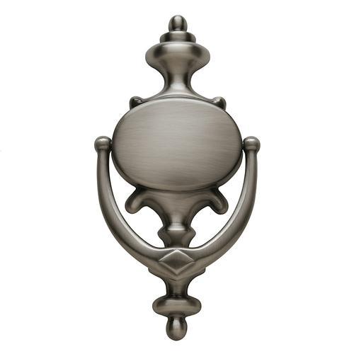 Baldwin - Antique Nickel Imperial Knocker