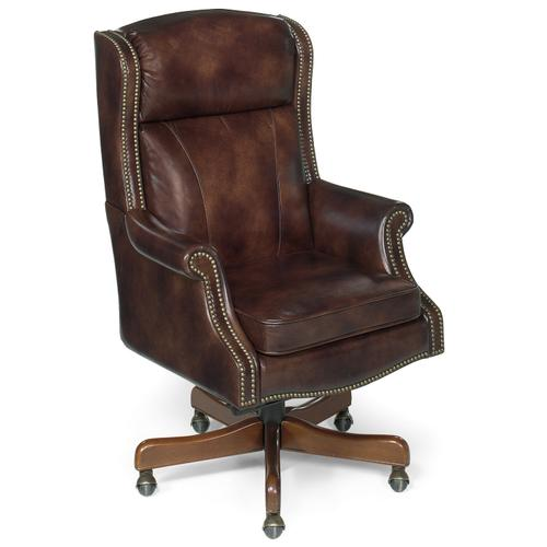 Hooker Furniture - Merlin Executive Swivel Tilt Chair
