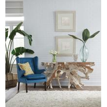 Small Cypress Root Console Table