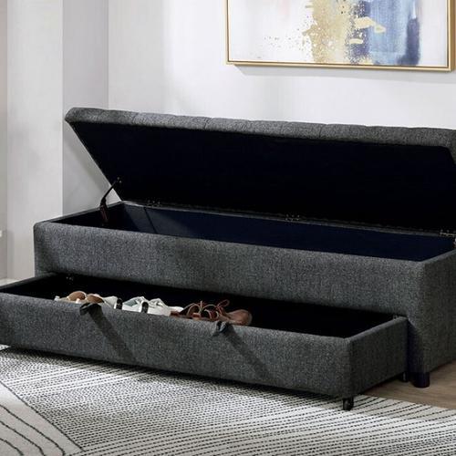 Furniture of America - Aguda Storage Bench