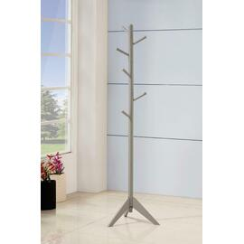 See Details - Traditional Grey Coat Rack