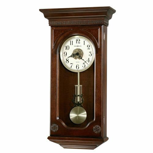 Howard Miller Jasmine Chiming Wall Clock 625384