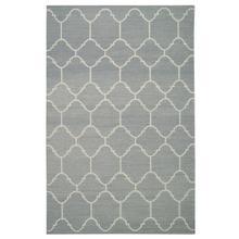 Arabesque Oslo Gray Flat Woven Rugs