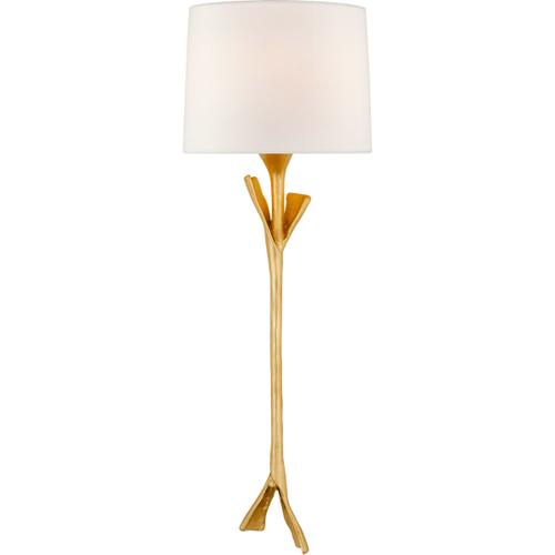 AERIN Fliana 1 Light 9 inch Gild Tail Sconce Wall Light
