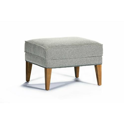 William Non Storage Ottoman