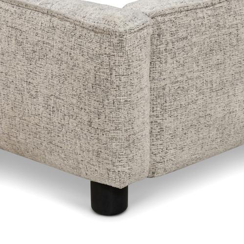 Four Hands - Queen Size Plushtone Linen Cover Aidan Bed