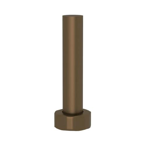 8 Inch Therm Outlet Connector - English Bronze