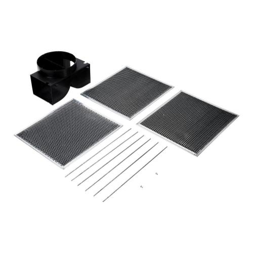 Range Wall Hood Recirculation Kit