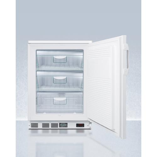 """Gallery - 24"""" Wide Built-in All-freezer"""
