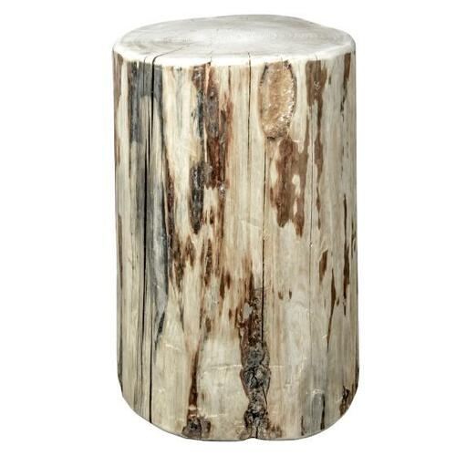 Montana Cowboy Stump