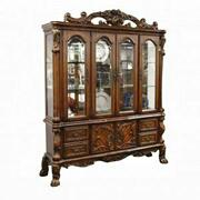 ACME Dresden Hutch & Buffet - 12155 - Cherry Oak Product Image