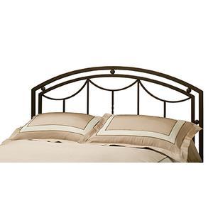 Hillsdale Furniture - Arlington Headboard In Bronze Metal (bed Frame Included) - King