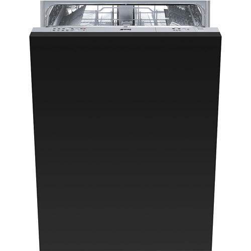 Smeg - Dishwashers Silver STU8649