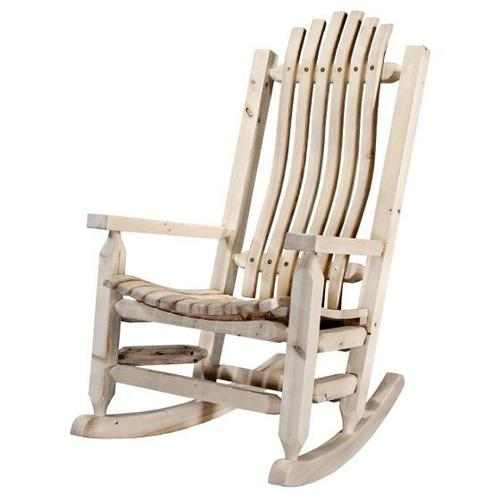 Montana Woodworks - Homestead Collection Rocking Chair