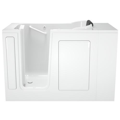 American Standard - Premium Series 28x48 Walk-in Bathtub  Air Massage Tub  American Standard - White