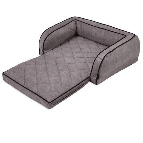 Duchess Fold Out Sleeper Sofa w/iClean, Gray