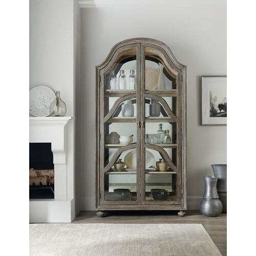 Dining Room Alfresco Costa Display Cabinet