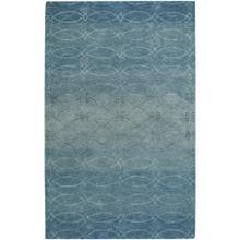 Ramblas Mediterranean Blue - Rectangle - 5' x 8'