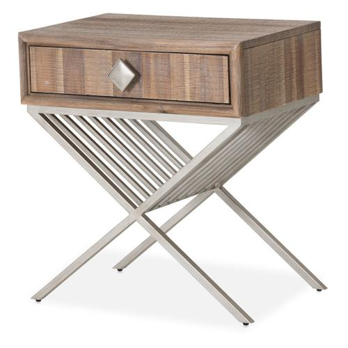 Side Table W/drawer