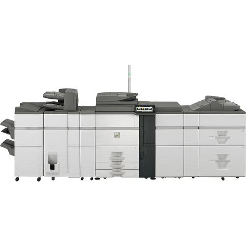 MX-6580N 65 ppm B&W and Color networked digital MFP
