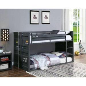 ACME Twin/Twin Bunk Bed - 37815