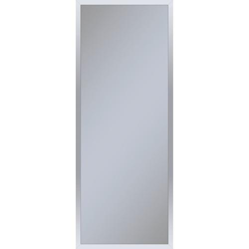 """Profiles 15-1/4"""" X 39-3/8"""" X 4"""" Framed Cabinet In Chrome and Non-electric With Reversible Hinge (non-handed)"""