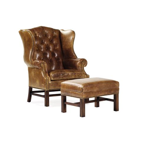 4542 EAST BAY TUFTED WING CHAIR