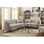 Avonlea Beige Two-piece Living Room Set Product Image